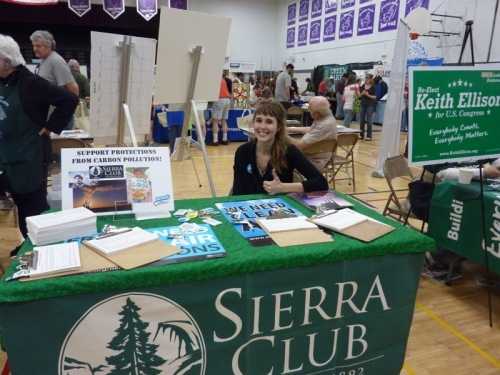 Sierraclubbooth