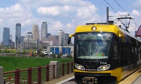 Minneapolis Light Rail Transit