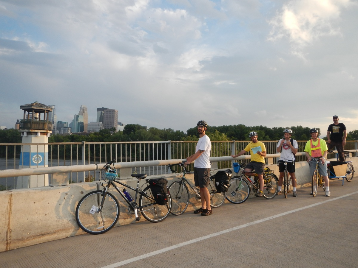 Gearing up for Sierra Club's 19th Annual Bike Tour