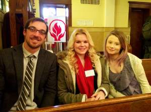 Citizen lobby team from Duluth