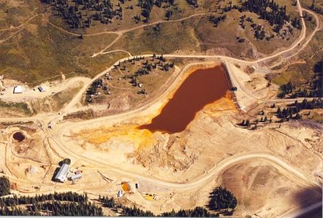Acid Mine Drainage (AMD) Summitville Mine, Colorado - Superfund - EPA