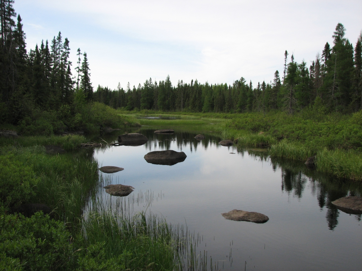 Boundary Waters Land Swap --The Great Give-Away