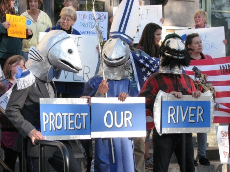 Protect Our River