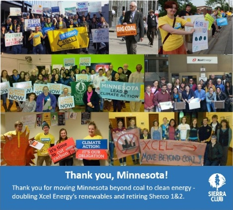 Thank You, Minnesota!